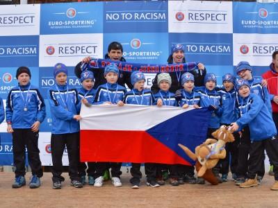 bayern Trophy winner ceremony